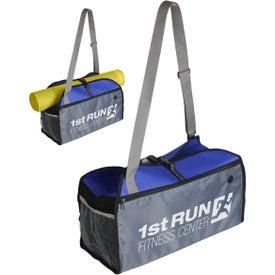Personalized Caravan Duffle Bag