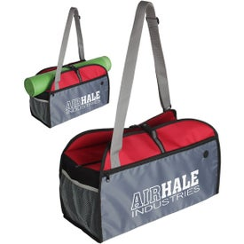 Branded Caravan Duffle Bag
