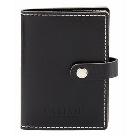 Imprinted Card Holder