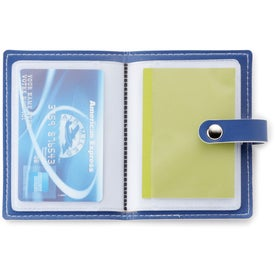 Printed Card Holder