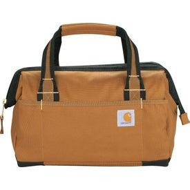 """Carhartt Signature 14"""" Tool Bag"""