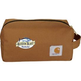 Carhartt Signature Dopp Kit Bag