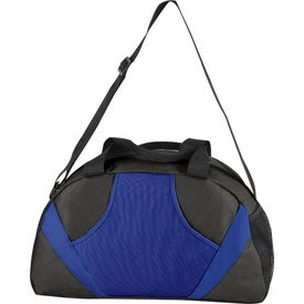 Branded Carry Me Everywhere Duffel