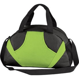 Carry Me Everywhere Duffel Printed with Your Logo