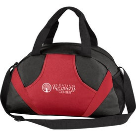 Carry Me Everywhere Duffel for Your Organization