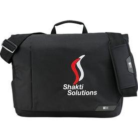"""Case Logic 15.6"""" Tablet Compu-Messenger Bag Branded with Your Logo"""