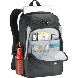 Custom Case Logic Security Friendly Compu Backpack