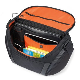 Catalyst Solar Computer Messenger Bag for Your Company