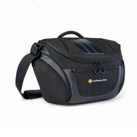 Catalyst Solar Computer Messenger Bag