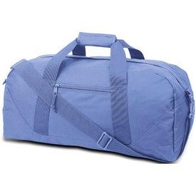 Promotional Cave Large Square Duffel Bag