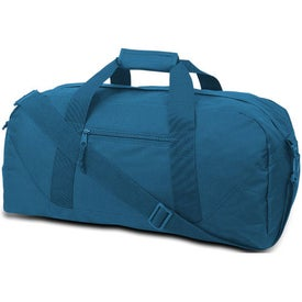Cave Large Square Duffel Bag for your School