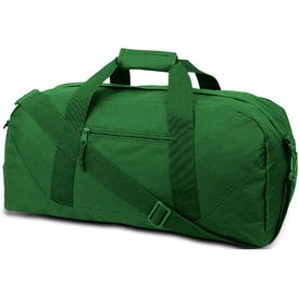 Cave Large Square Duffel Bag with Your Logo