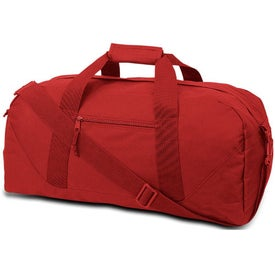 Company Cave Large Square Duffel Bag