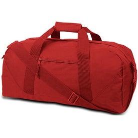 Company Cave Large Square Duffel Bag