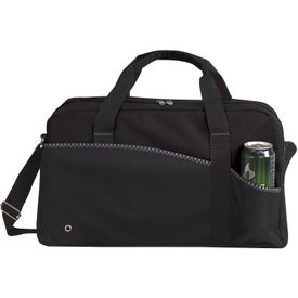 Branded Center Court Duffel
