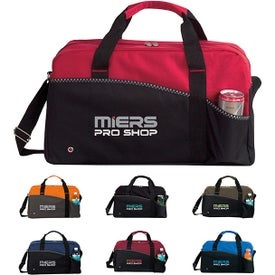 Center Court Duffel with Your Logo