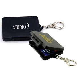 Promotional CF Memory Card Holder