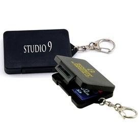Promotional CF Memory Card Holder