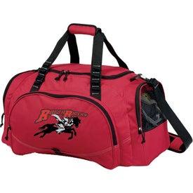 Printed Challenger Team Sport Bag