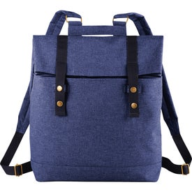Chambray Rucksack for Your Church