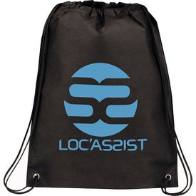 Logo Champion Drawstring Cinch Backpack