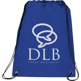 Customized Champion Drawstring Cinch Backpack