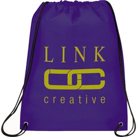Advertising Champion Drawstring Cinch Backpack