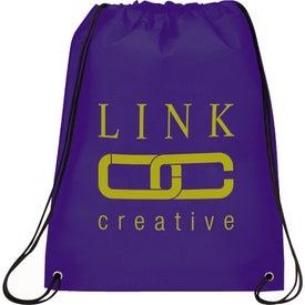 Advertising Champion Drawstring Cinch Backpack