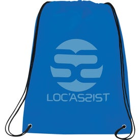 Champion Drawstring Cinch Backpack for Advertising