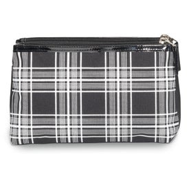 Charlotte Cosmetic Case with Your Logo