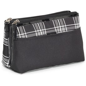 Charlotte Cosmetic Case for Advertising