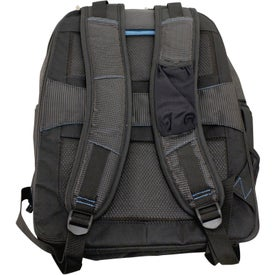 Promotional Zoom Checkpoint-Friendly Compu-Backpack