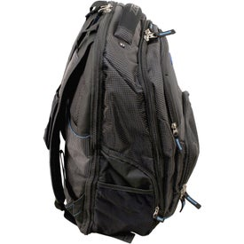 Zoom Checkpoint-Friendly Compu-Backpack Branded with Your Logo
