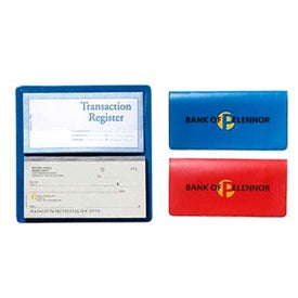 Checkbook Cover (Standard Colors)
