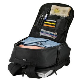 Checkmate Checkpoint-Friendly Compu-Backpack for Your Company