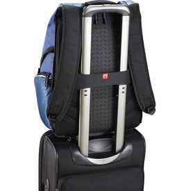 Advertising Elleven Drive Checkpoint Friendly Compu-Backpack
