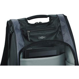 Elleven Drive Checkpoint Friendly Compu-Backpack Imprinted with Your Logo