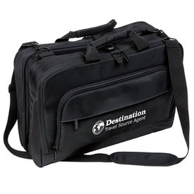 Printed Checkpoint Friendly Laptop Bag