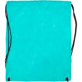 Custom Cinch Up Backpack