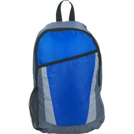 Imprinted City Backpack