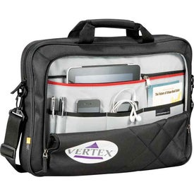 Case Logic Cross-Hatch Compu-Case for your School
