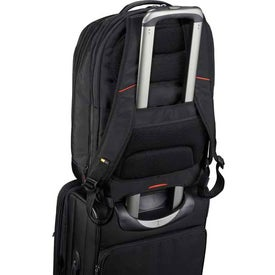 Promotional Case Logic GlobeTrot Check-Friendly Compu-Backpack