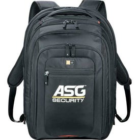 Advertising Case Logic GlobeTrot Check-Friendly Compu-Backpack