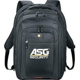 Advertising Case Logic GlobeTrot Check-Friendly Compu-Backpack