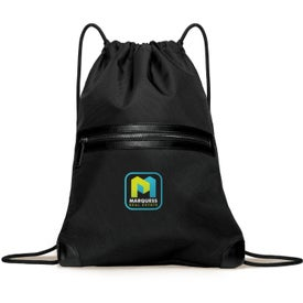 Classic Revival Upscale Drawstring Bag
