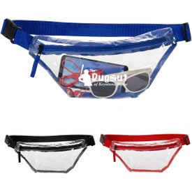 Clear Choice Fanny Packs
