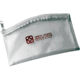 Logo Clear Handy Bag
