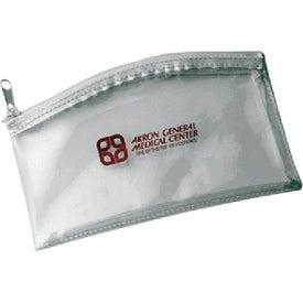 Logo Clear Handy Bag