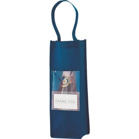 Clear Panel Bottle Carrier for Your Company
