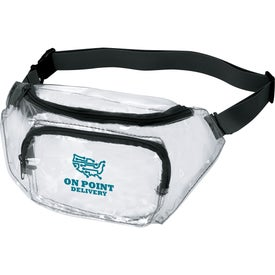 Clear PVC Fanny Pack